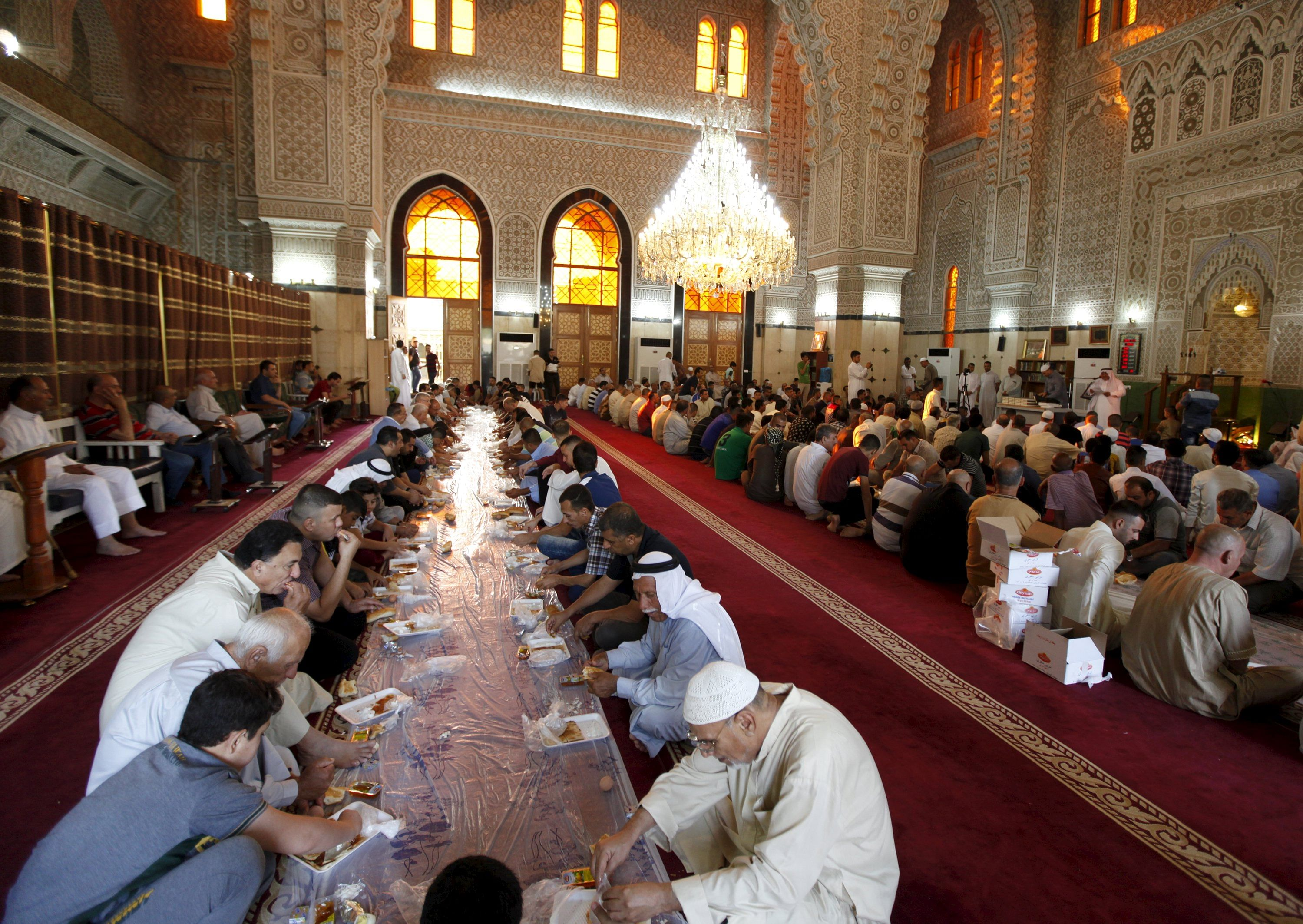 an analysis of the mosque a muslims house of prayer Performing obligatory prayers at home can jamaat be (prayer) in his house is better is and the mosque allah has ordained muslims to offer the.