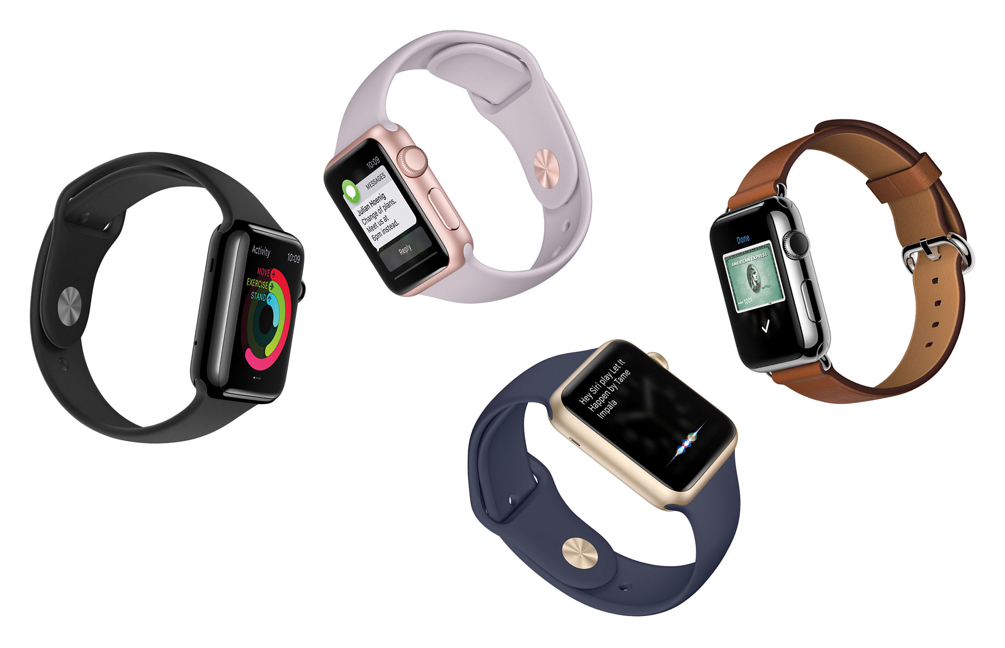 Review: Apple Watch Sport (Rose Gold) with watchOS 2