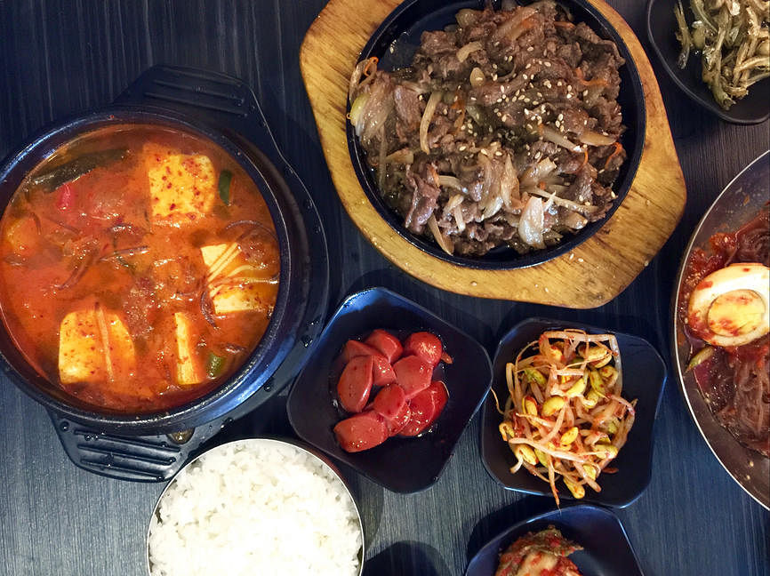 12 best Korean food places in town, picked by ST's food ...
