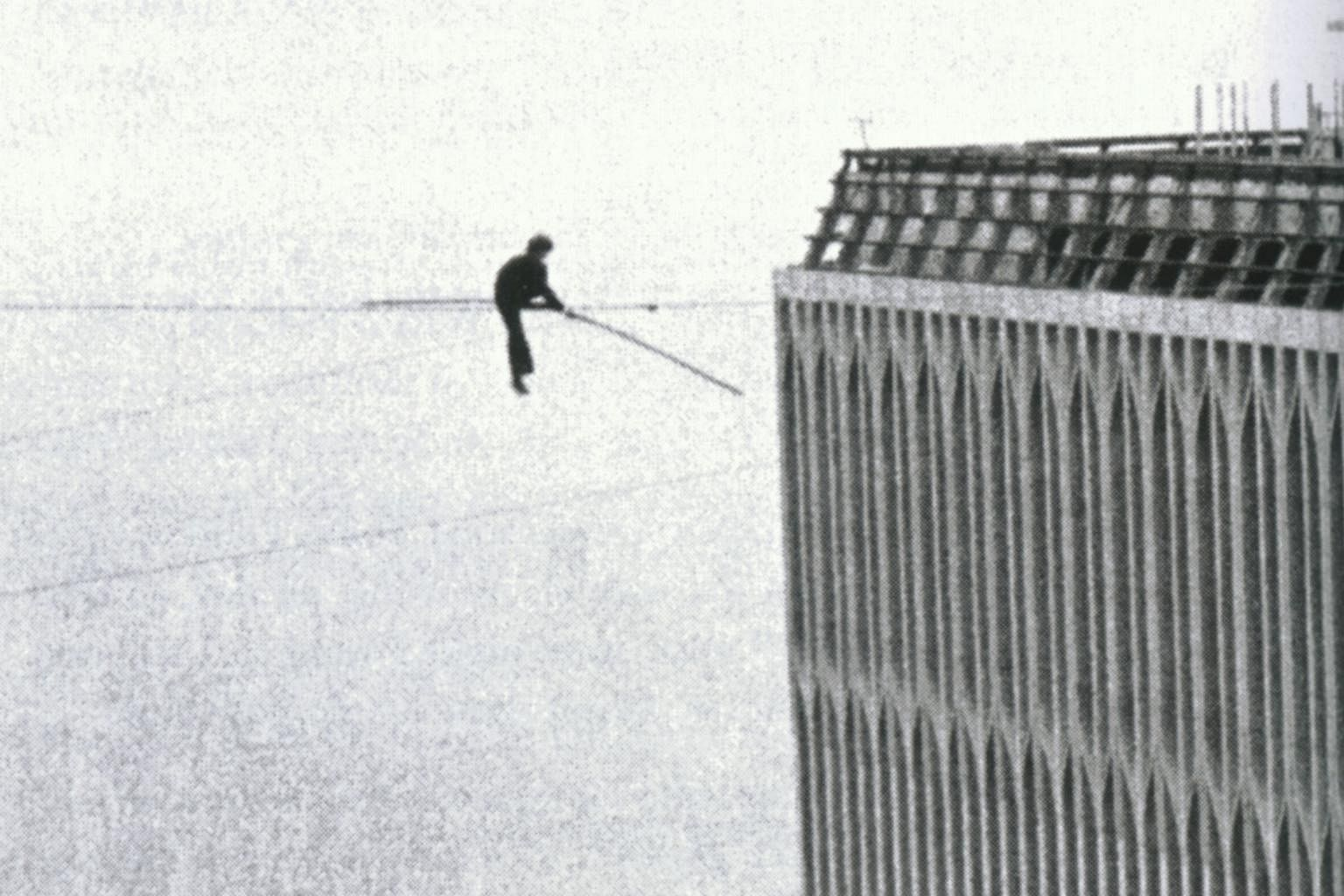 From The Straits Times archives: Daredevil Philippe Petit on his ...