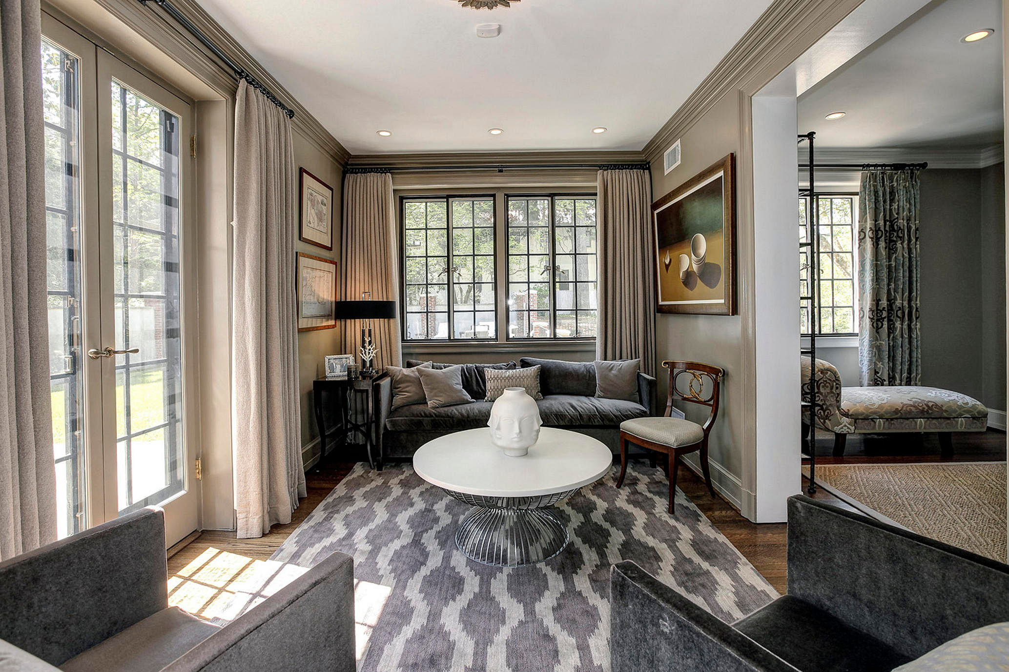 White house bathroom - Take A Peek Inside The Obamas New Home After They Leave The White