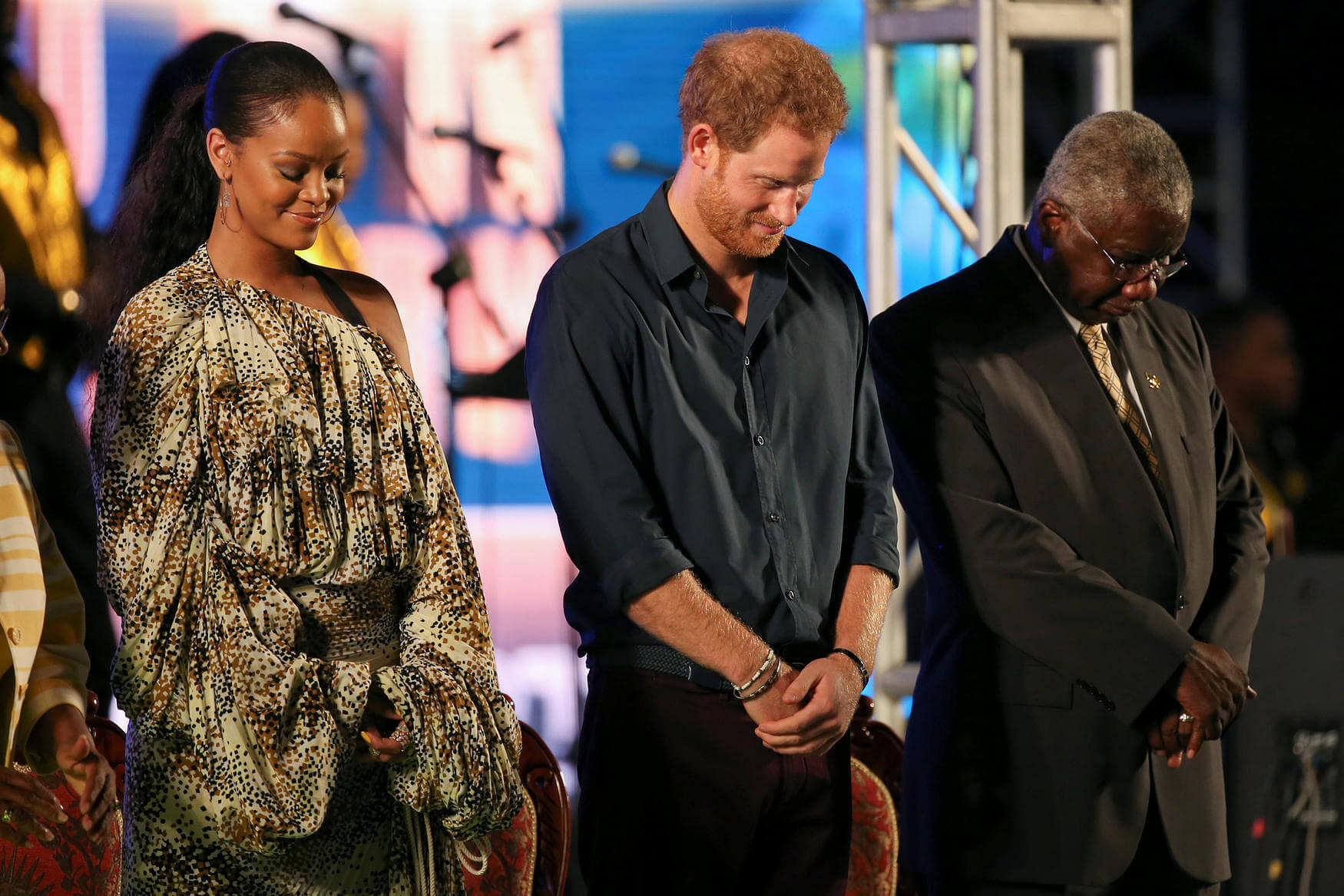 Prince Harry celebrates Barbados' independence with Rihanna, take HIV test together