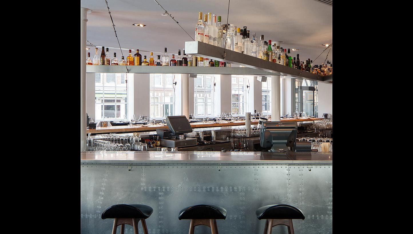 Bar-hopping around Amsterdam's hottest new drinking holes