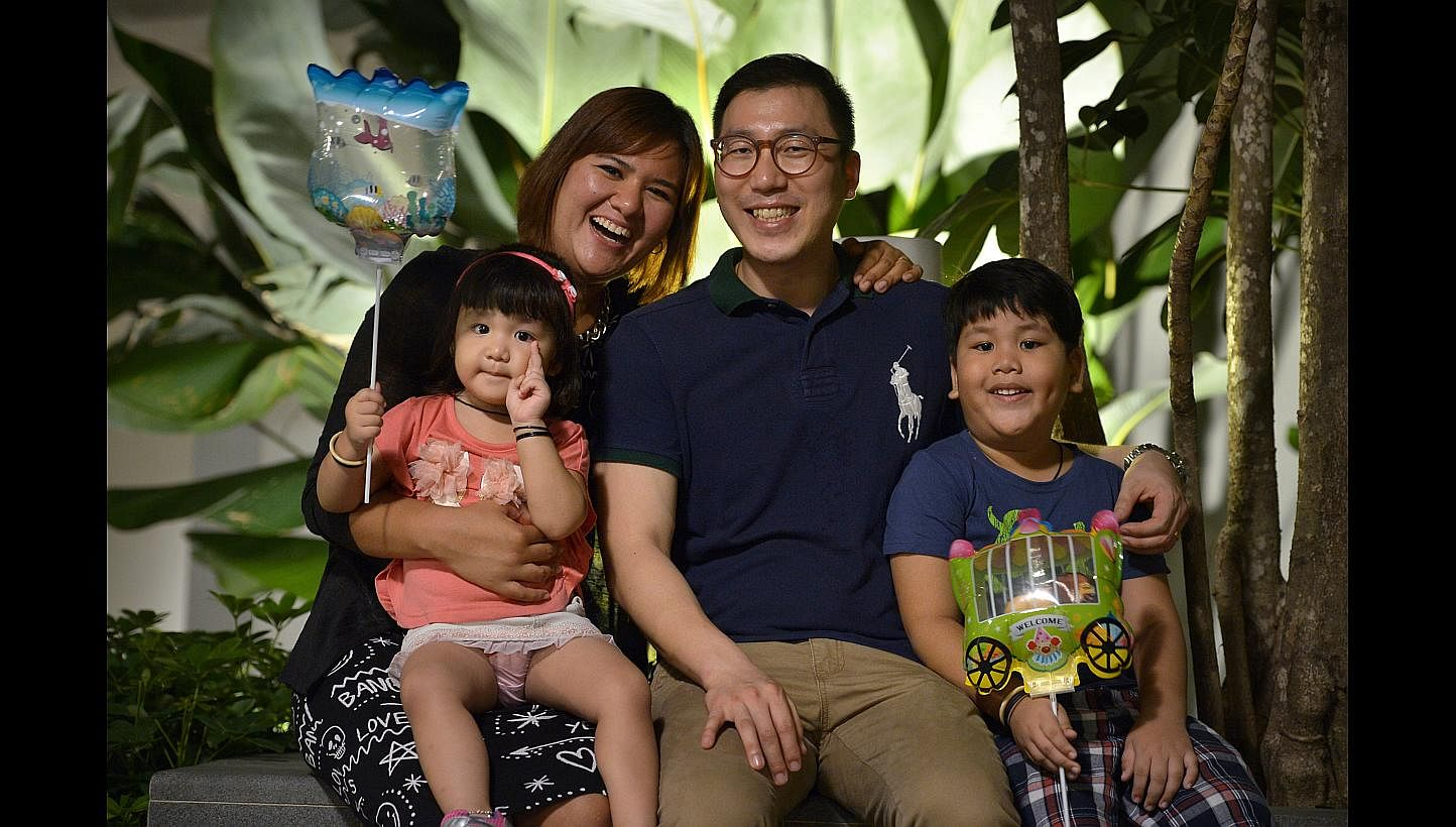 Singaporeans Couple Up With Koreans Lifestyle News Top Stories