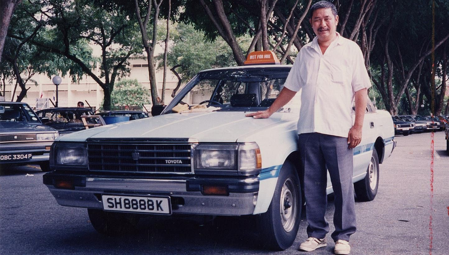 End Of The Road For Toyota Crown Cabs After 32 Years Transport News Top Stories Straits Times