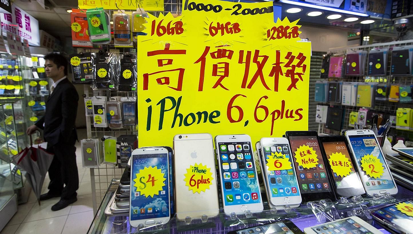 China's demand for new iPhone 6 could push prices as high as
