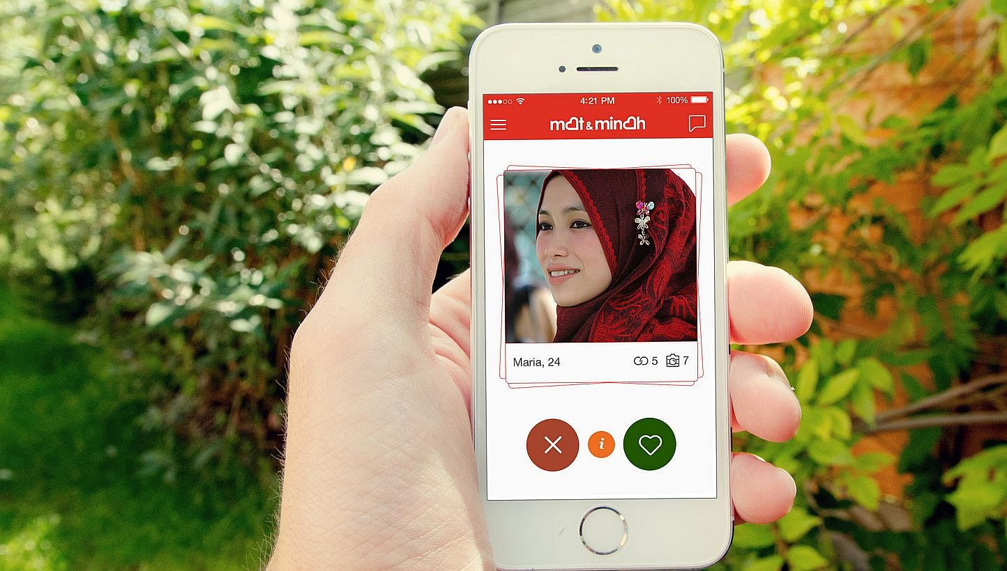 Singapore matchmaking app