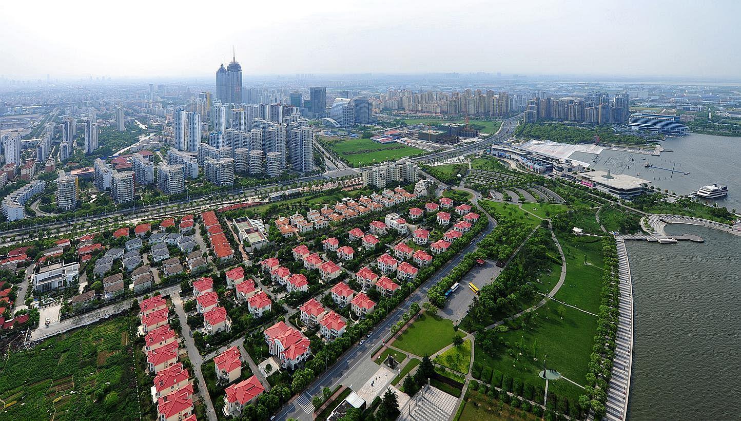 Sozhou, grad sa najlepšim baštama na svetu - Page 3 SuzhouIndustrialPark251014e_2x