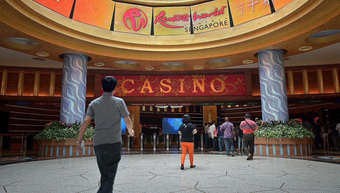 Sentosa casino vs marina bay stack to pot ratio poker