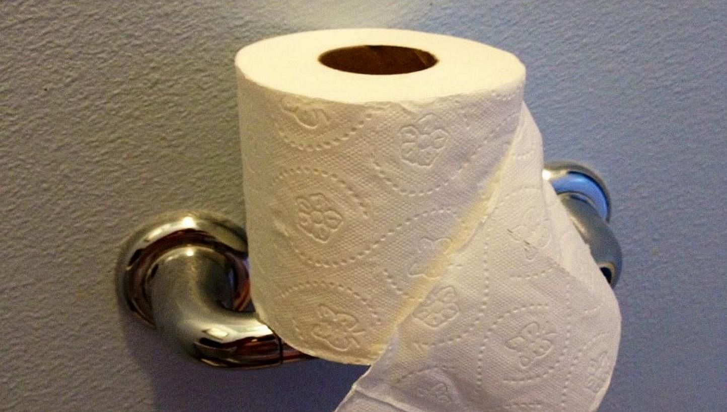 Correct Way Of Hanging Your Toilet Roll