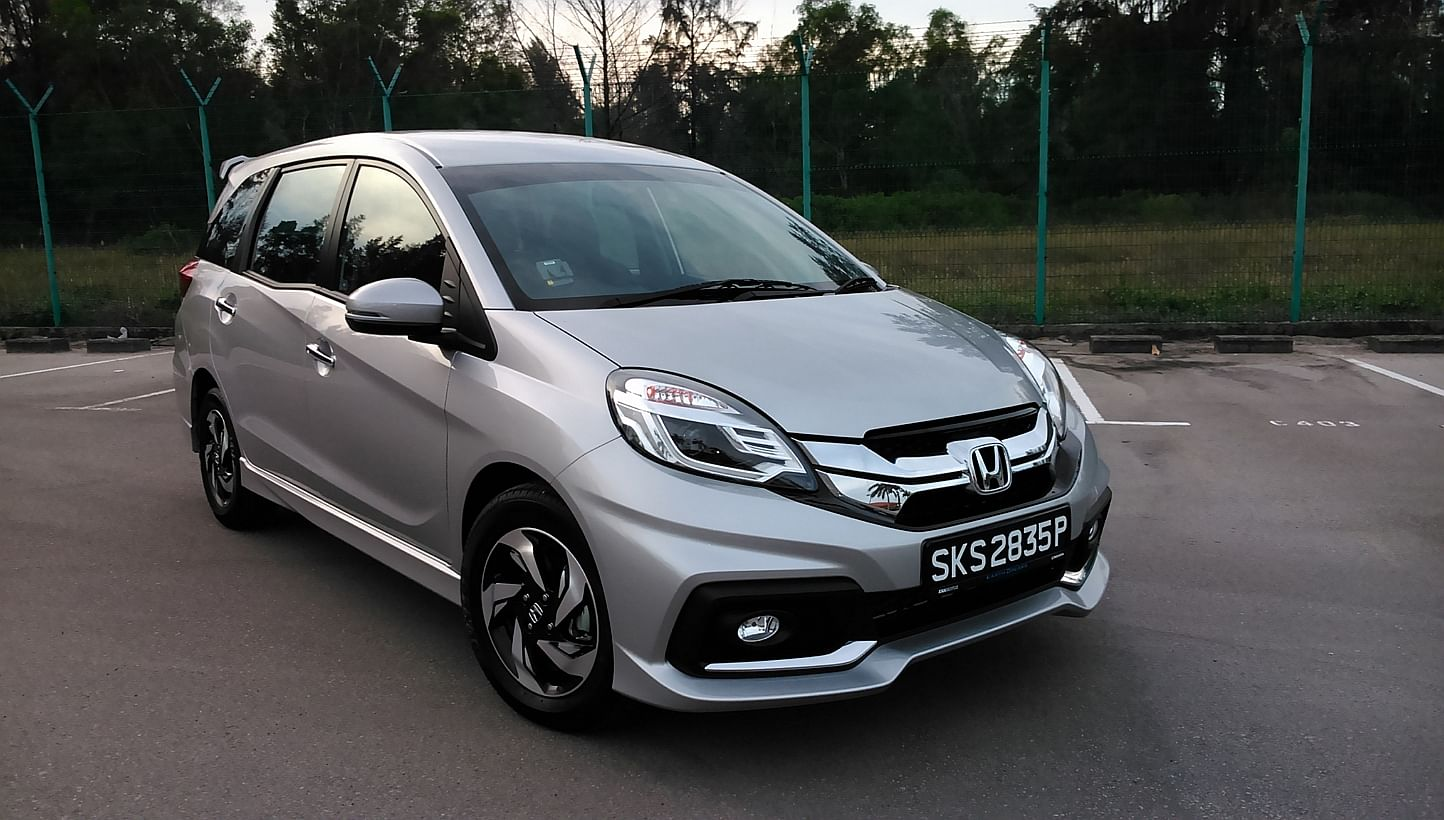 Car Review New Honda Mobilio Mpv Is A Triumph Of Function And