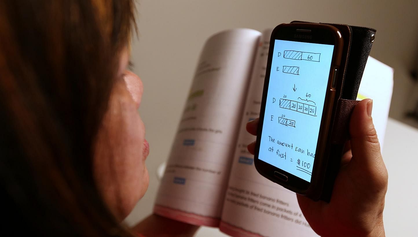 parents turn to apps for homework help, education news & top stories