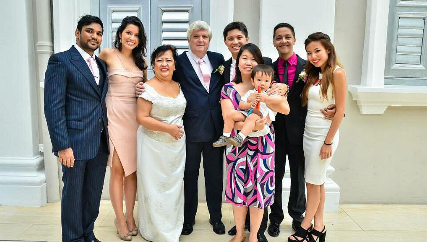Interracial marriage singapore