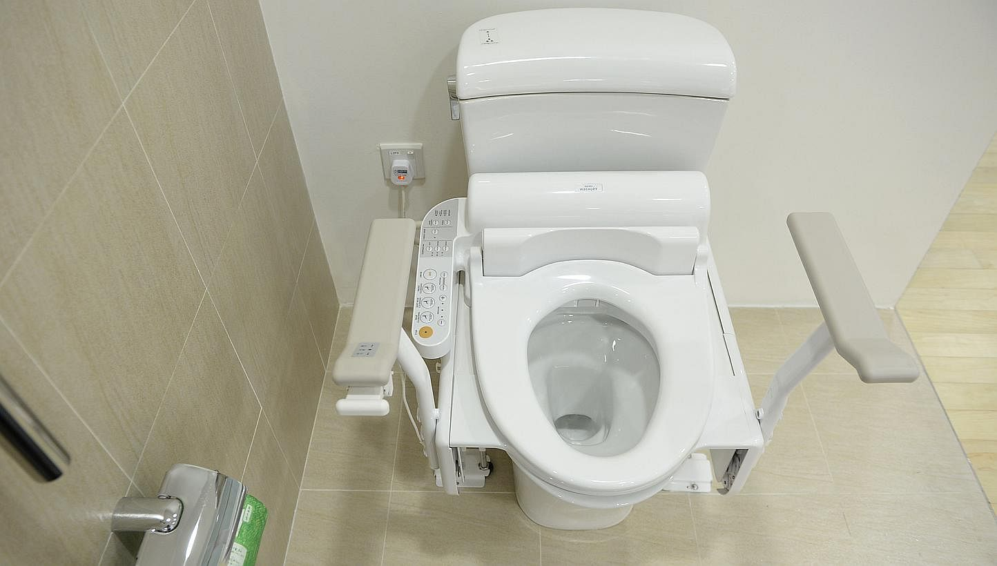 Japan heading for toilet diplomacy to promote prowess in innovation ...