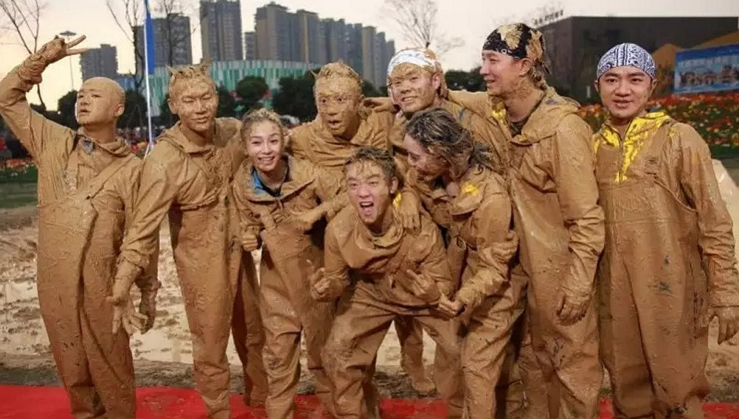 telemad: why the chinese running man has nothing on the korean