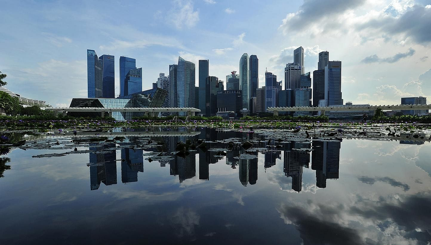 Future Trends 2065: Whither Singapore?, Opinion News & Top Stories - The  Straits Times