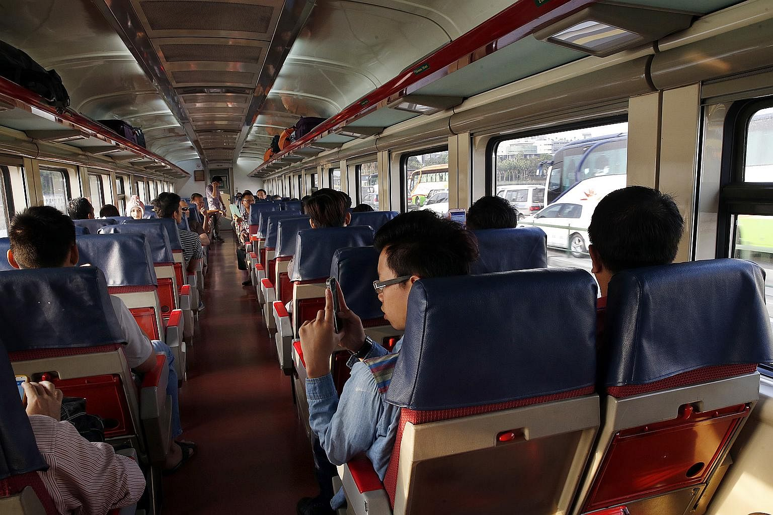 Image result for singapore jb train