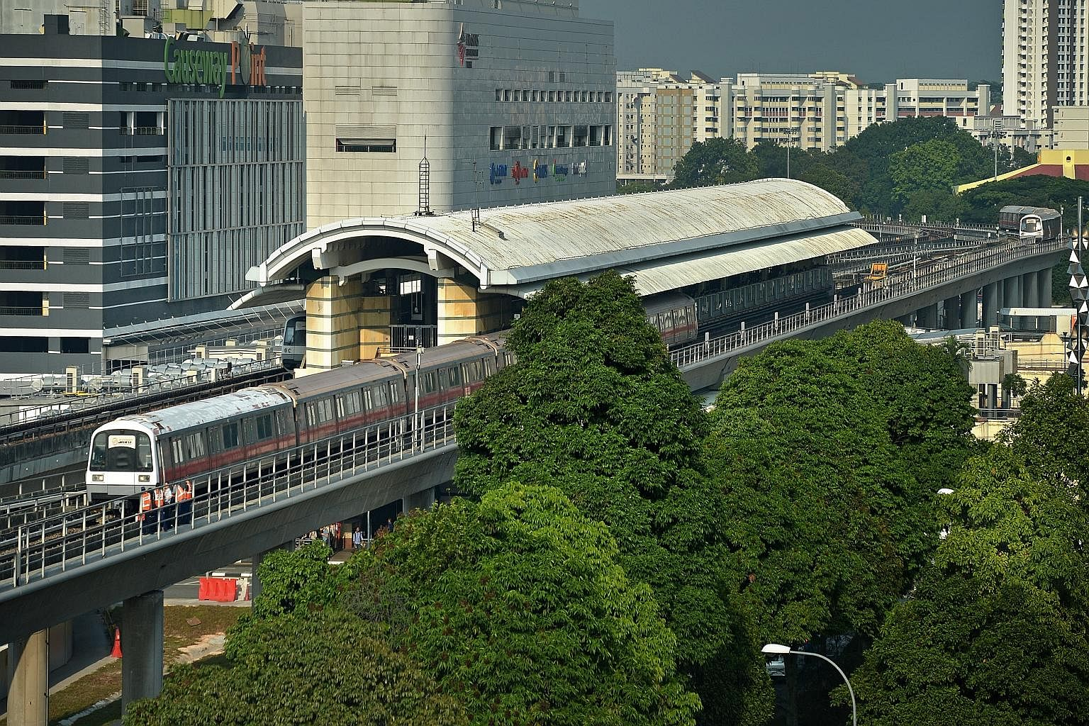 """While tremendous effort has been put into making Singapore more progressive, """"smarter"""", more liveable and more sustainable, the country's well-being and development could well be set back if its infrastructure systems - including transportation - wer"""