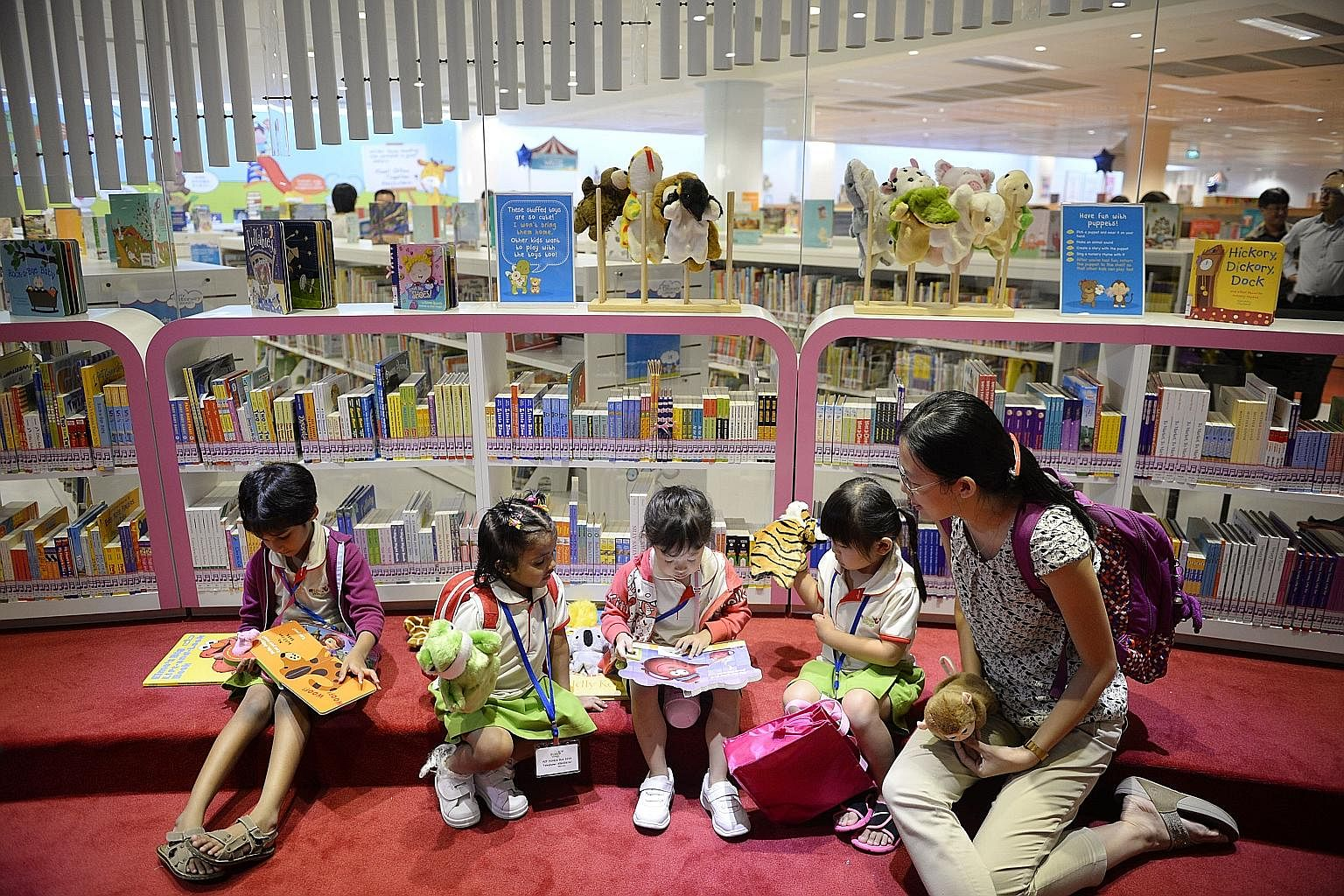 Reading moulds better Singaporeans and global citizens as books show children how people think, feel, make war or peace, and allow them to taste from afar the heights of love and joy, and the depths of tragedy and loss. Reading thus has the power to