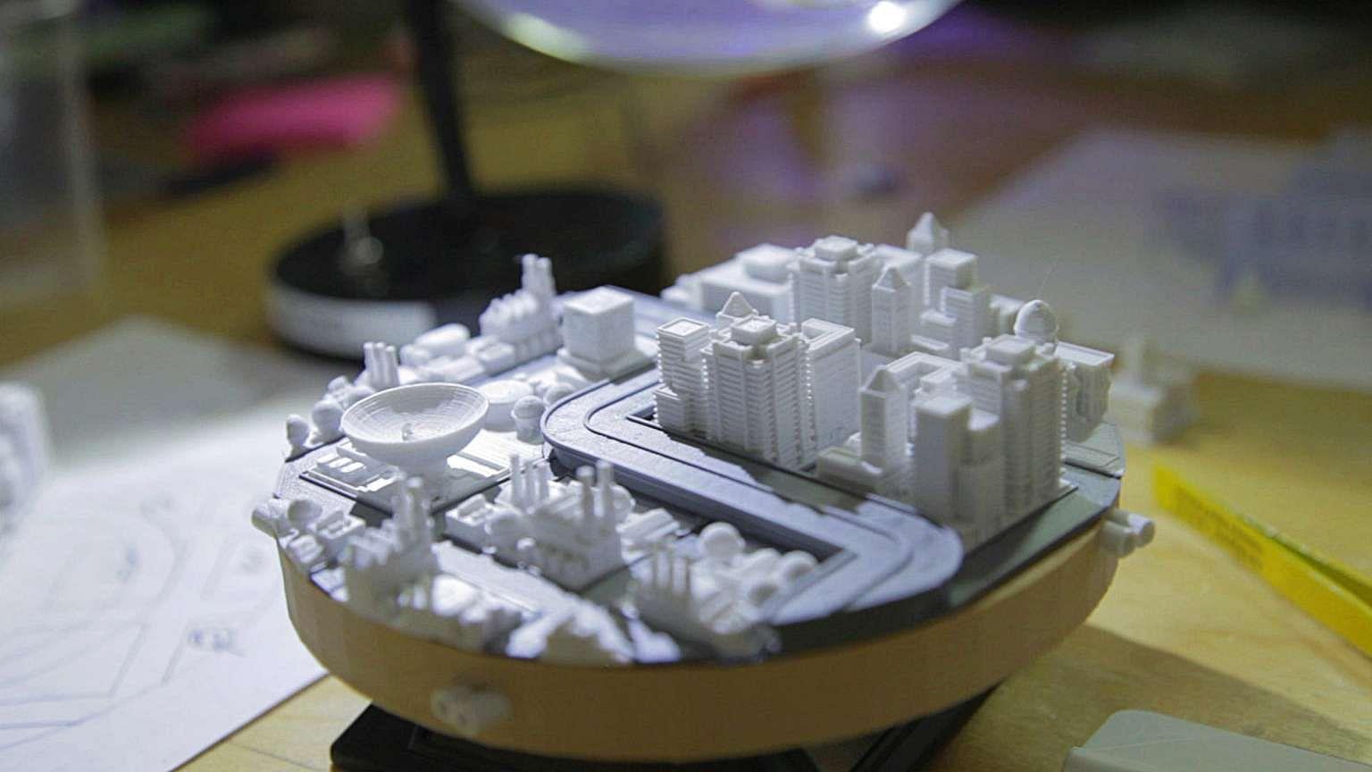 3d printing company singapore