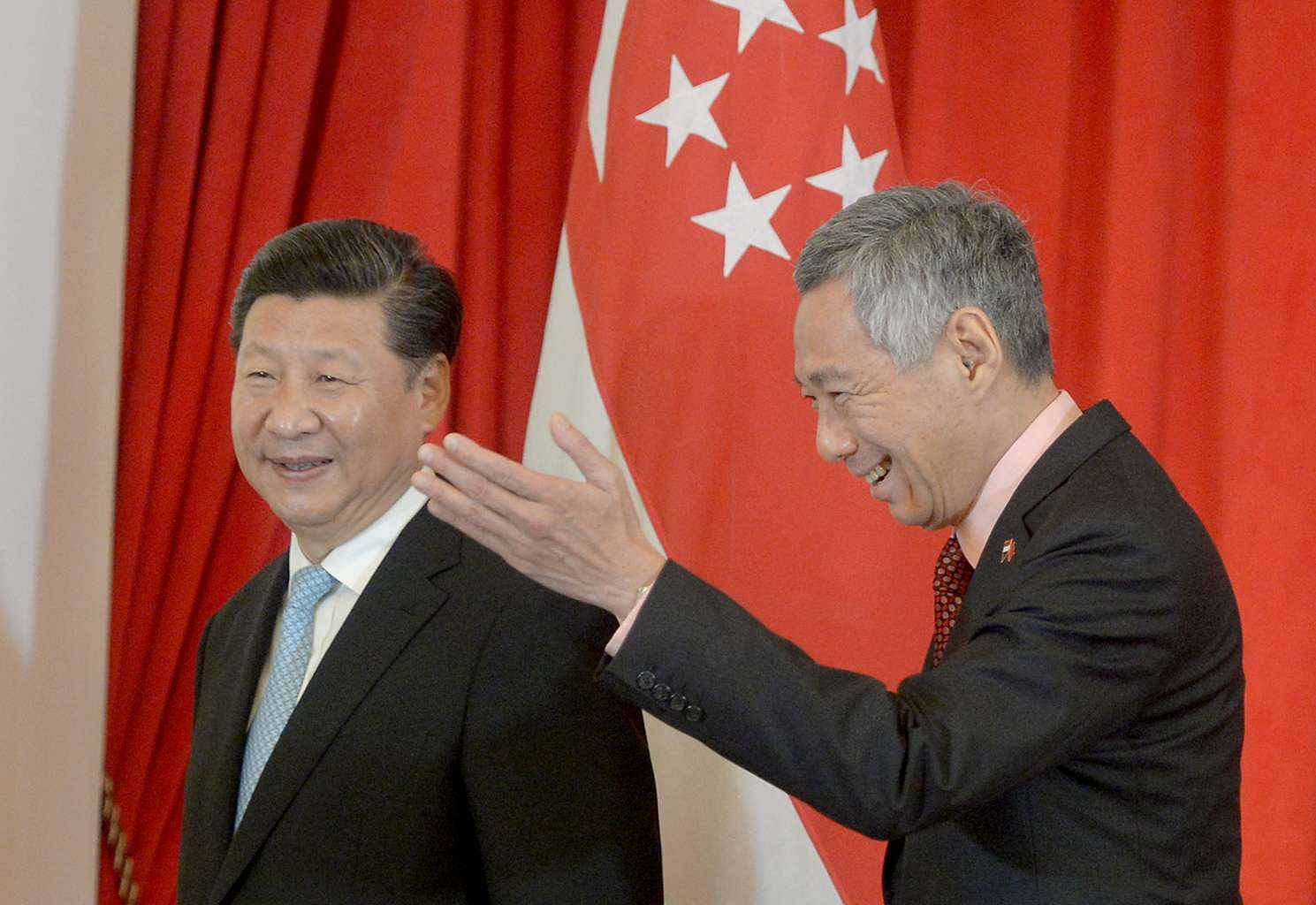 Singapore and China hold 'candid and in-depth' discussions during Xi  Jinping's visit, Singapore News & Top Stories - The Straits Times