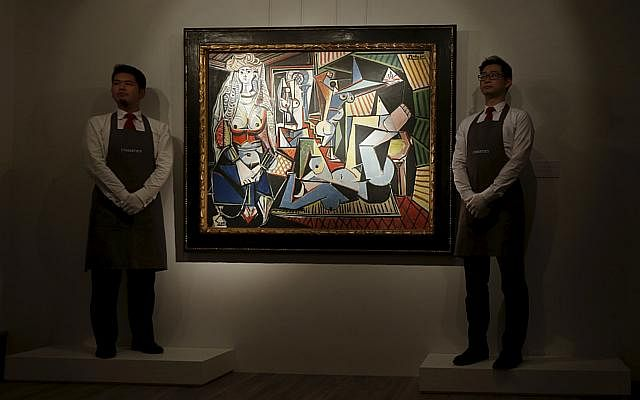 Picasso Painting Sold For 239m Top 10 Most Expensive Art Sold At