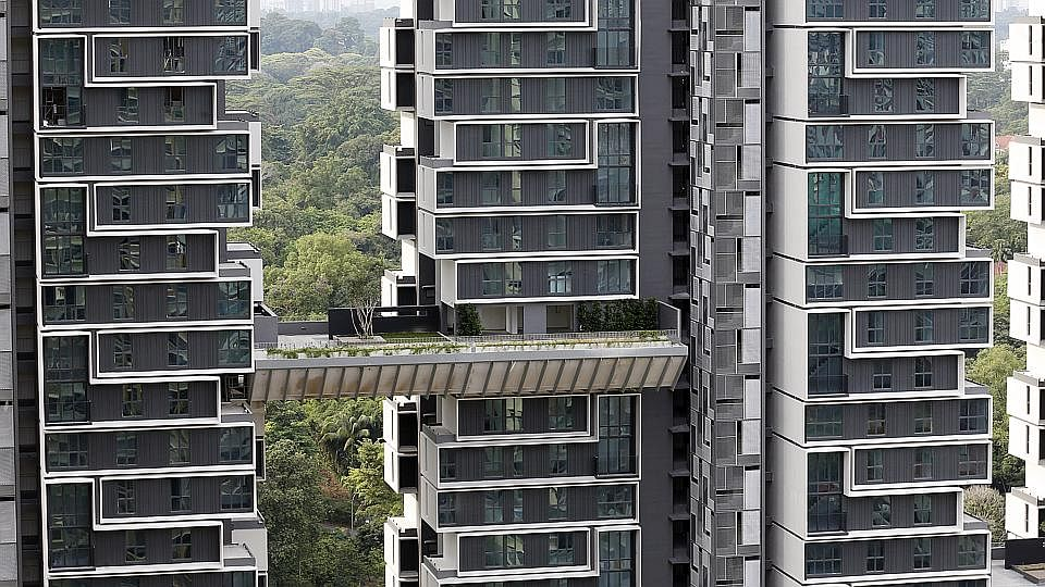 In Pictures Stylish Bto Projects At Dawson S Skyterrace