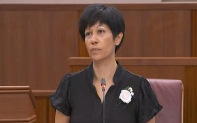 Embed indranee lky parl 2603