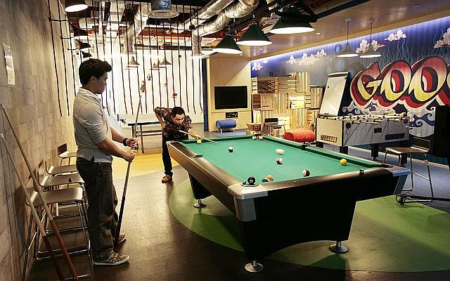 5 Of The Coolest Workplaces In Singapore Business News