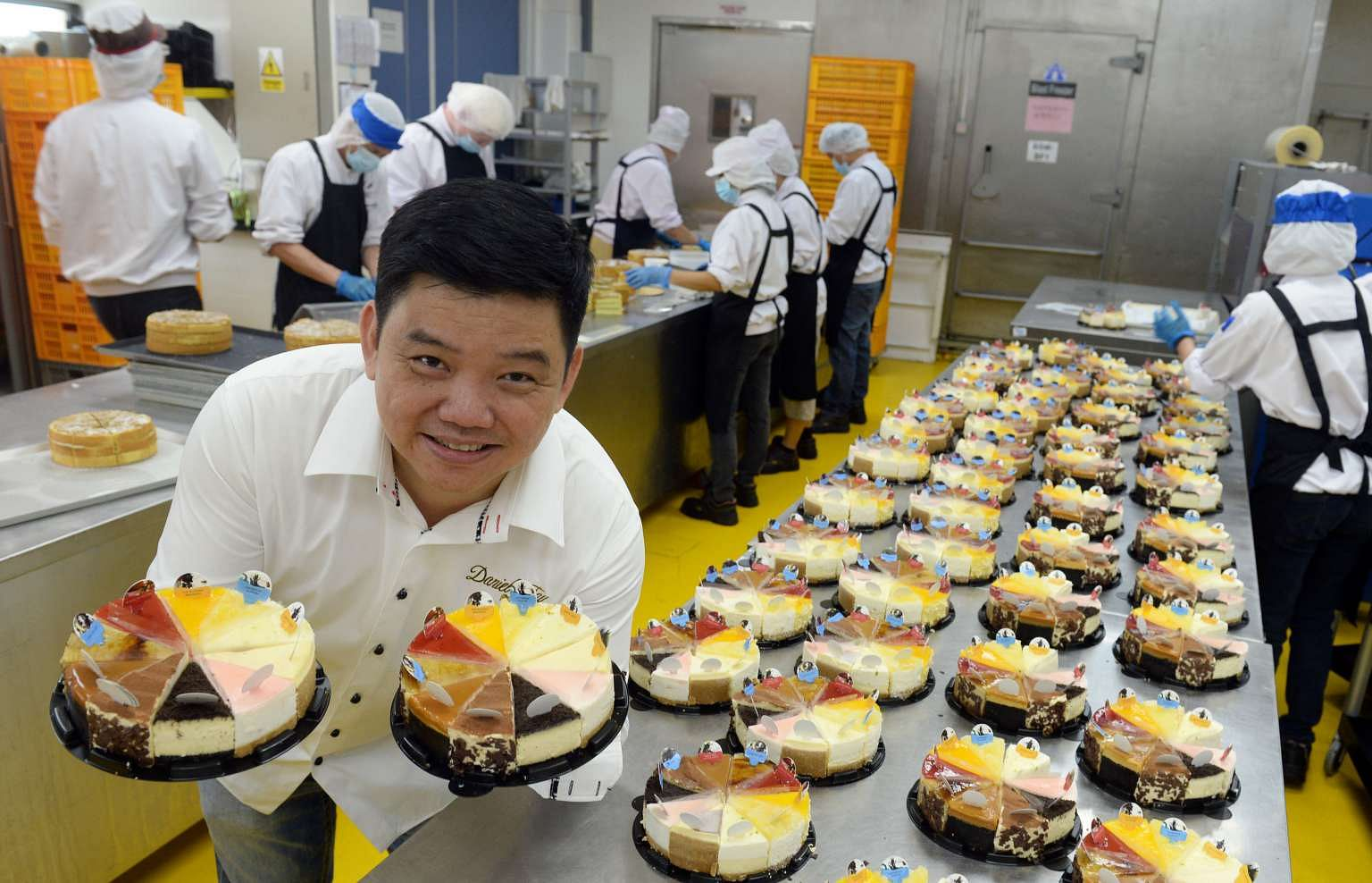 Tech's the way to sell cheesecakes, Business News & Top Stories - The  Straits Times
