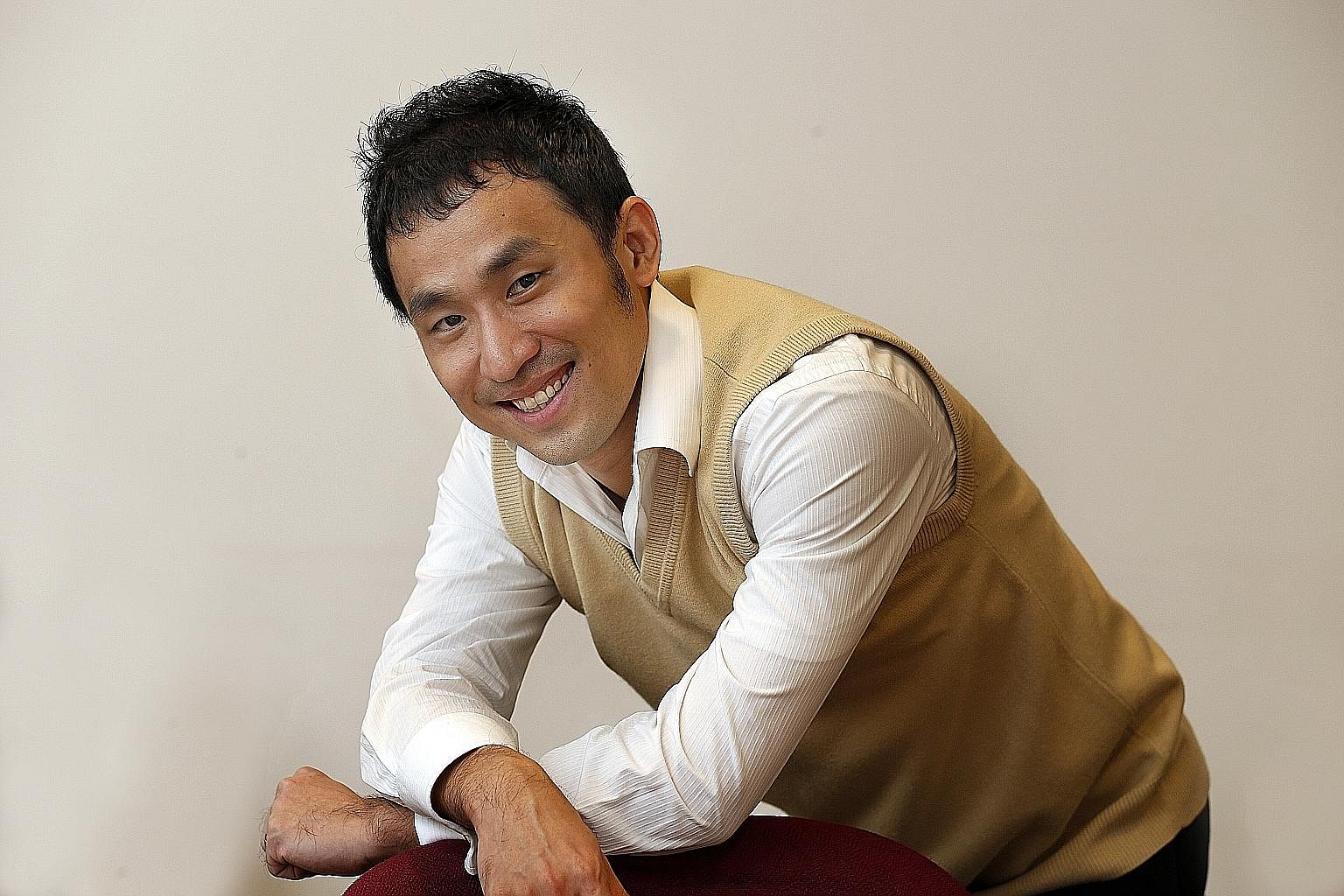 Although Mr Daniel Soh was among the top 5 per cent of Singapore earners in 2009, he left the finance industry the following year to be a social entrepreneur.