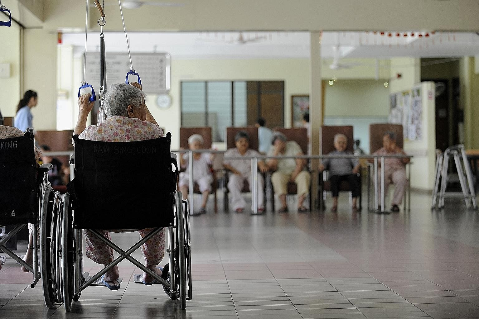 would you want to grow old in today s nursing homes opinion news nursing homes in singapore need to evolve and be synonymous patient centred care