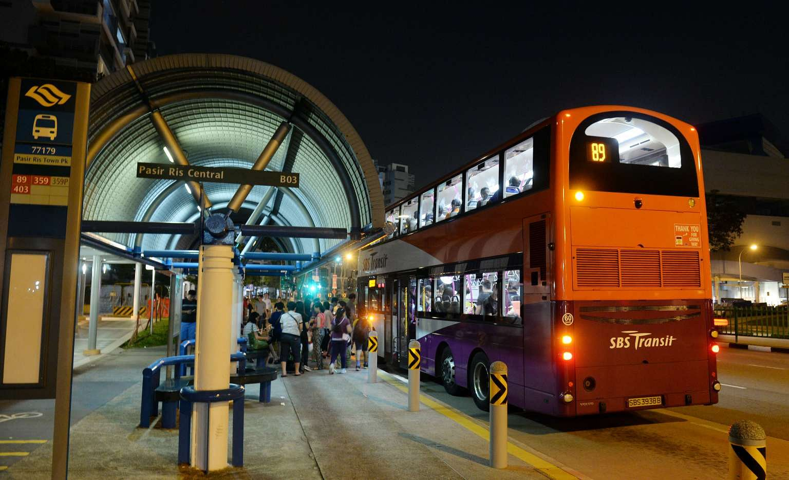 More than 750 new buses on the road as of end-2015