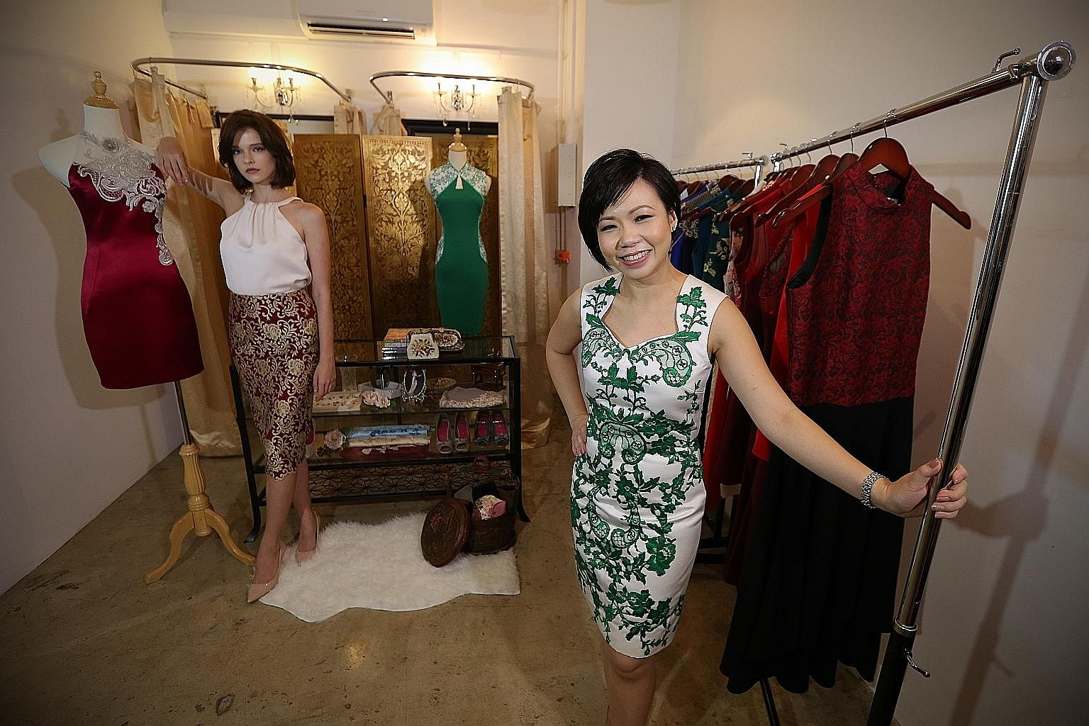 357c97419e She started her fashion label with less than  2