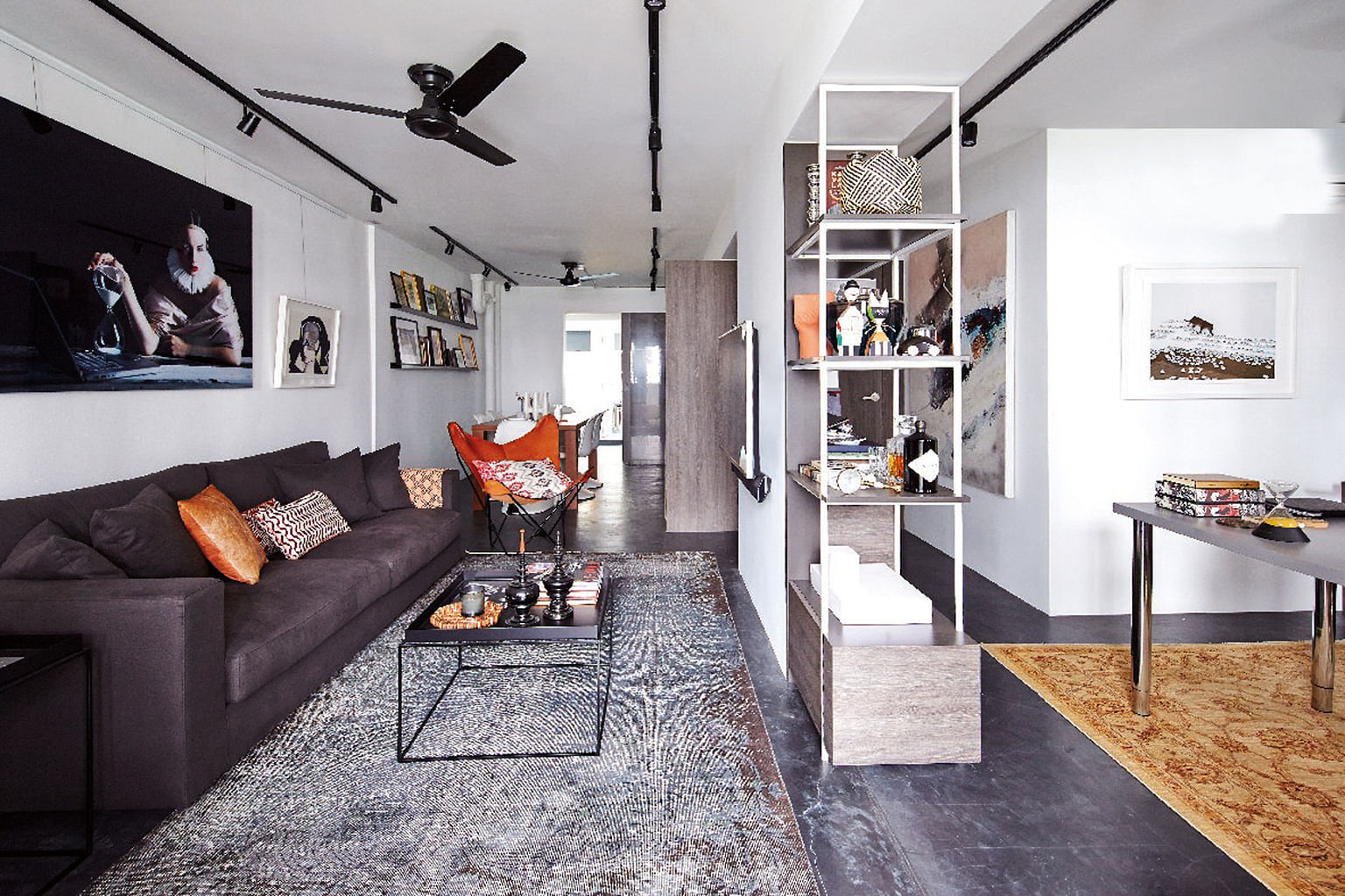 3 Room Flat here's what a 3-room flat could look like, home & design