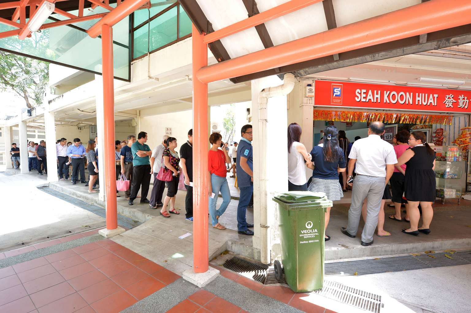 Record $13.9m Toto prize draws long queues at \'lucky\' outlets ...