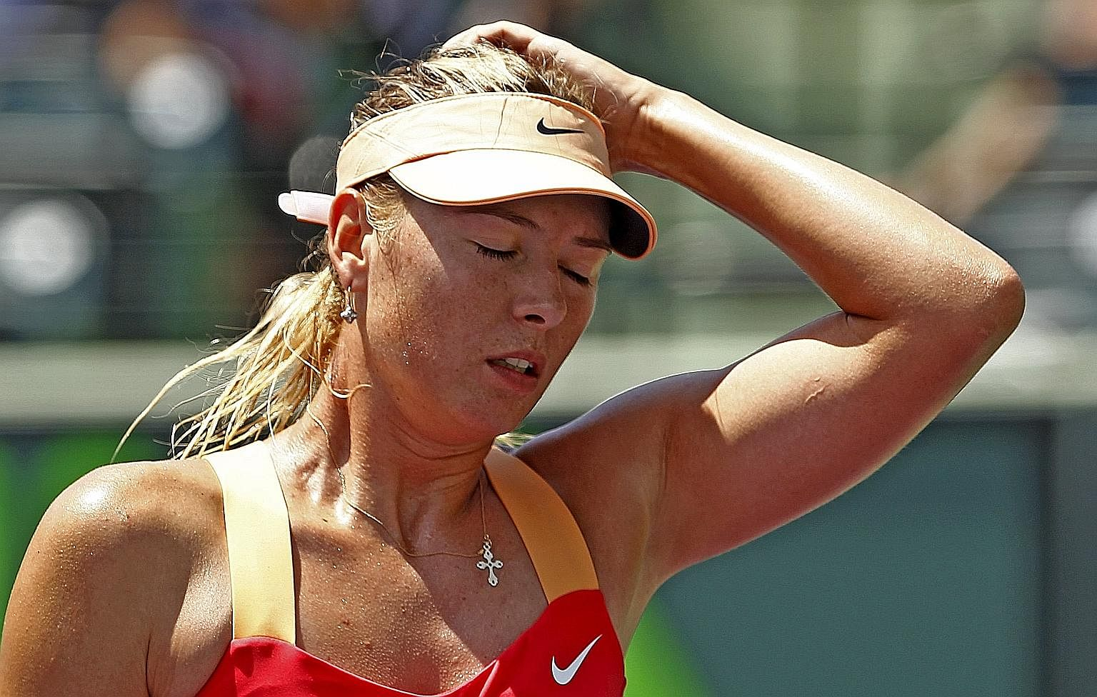 Maria Sharapova's startling admission in Los Angeles drives home the pressing need for adequate resources to keep sport clean.