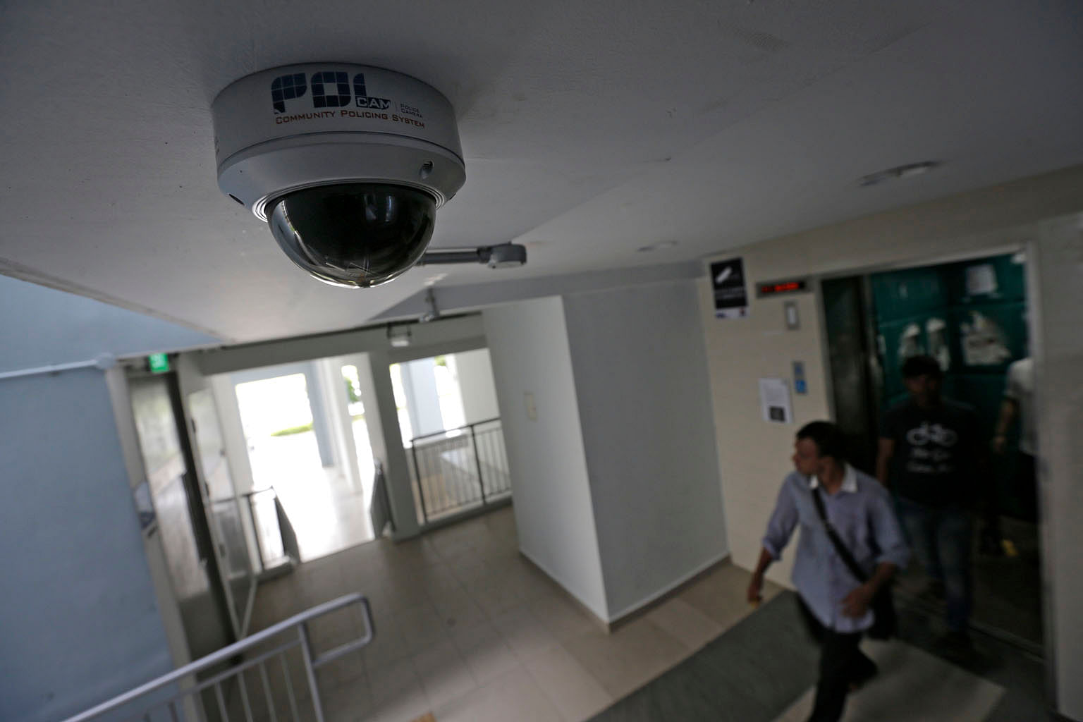 Hdb interior design in singapore 4 room flat at jurong east hwa li - Network Of Cctv Cameras Proving Effective Singapore News Top Stories The Straits Times