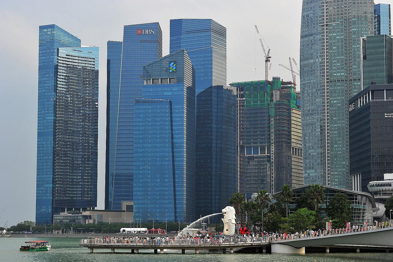 The global economic landscape is changing rapidly, warned Mr Heng, and major economies like China and India are restructuring. Singapore has but a narrow window of opportunity to transform itself.
