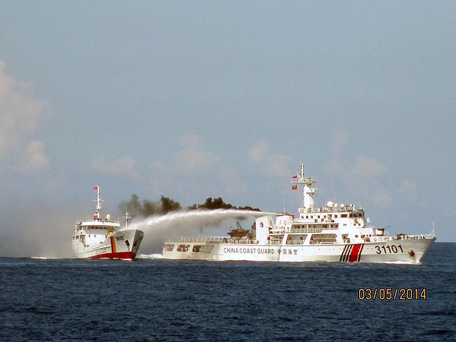 South China Sea - Part One: Fish Wars, Asia News & Top Stories - The