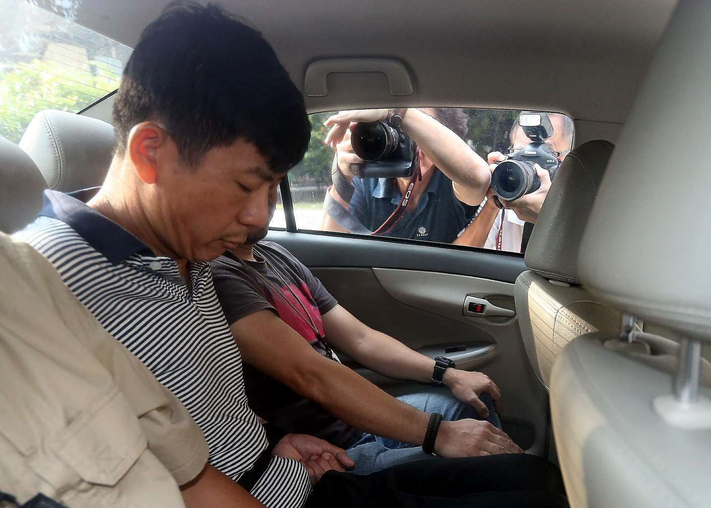 Man 47 Charged With Murder Of Woman In Circuit Road Flat Courts Http Wwweastmarinedrivecom Conten Circuit2jpg Crime News Top Stories The Straits Times