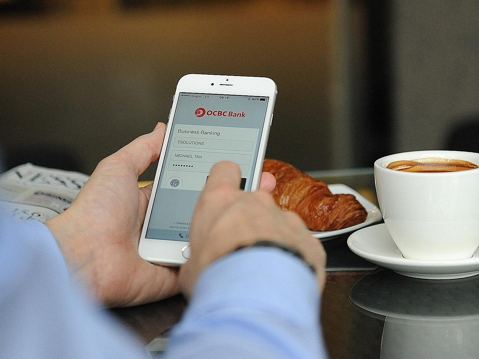 Business banking at your fingertips with new OCBC app, Business News ...