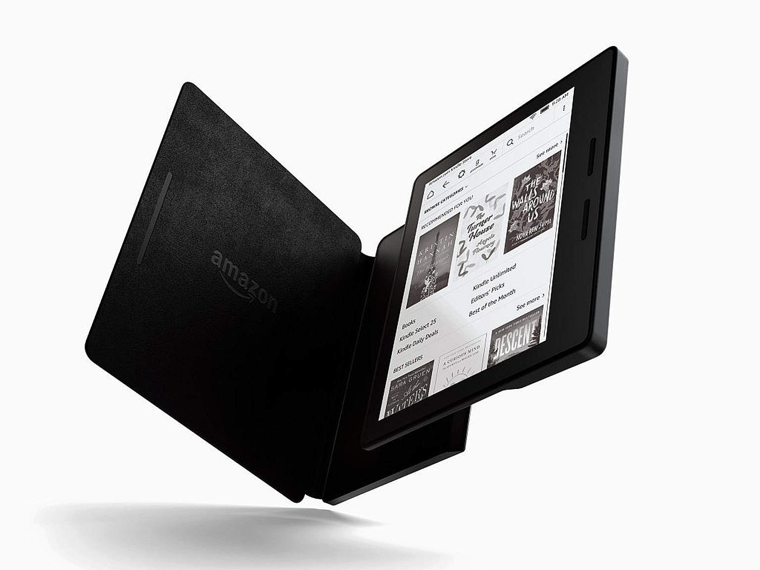 Its price tag of US$289.99 makes the Kindle Oasis the most expensive e-reader in the market.