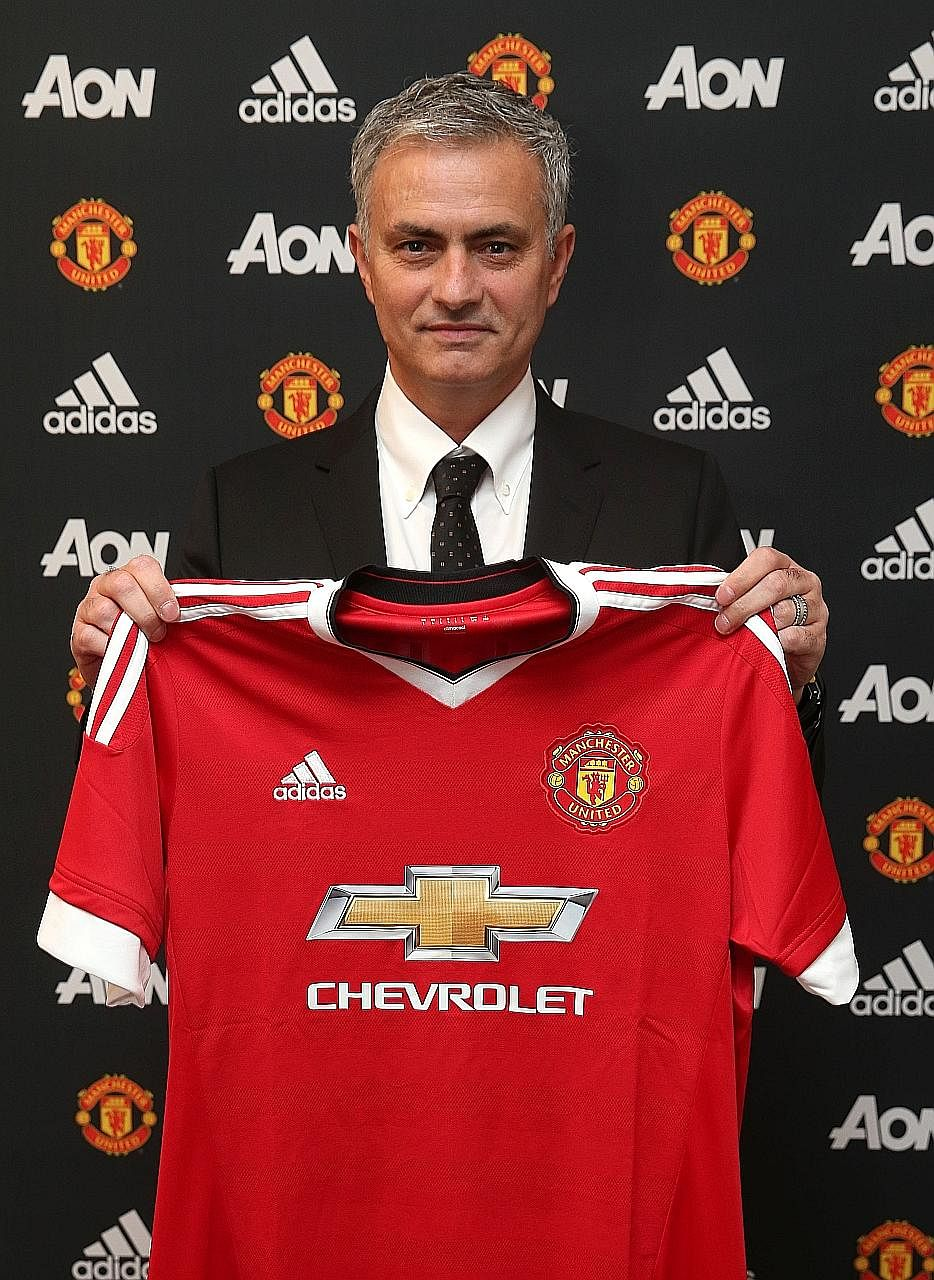After five months away, Jose Mourinho is back in the English Premier League after he was announced as the new manager of Manchester United yesterday. The 53-year-old signed a three-year contract to replace the sacked Louis van Gaal. With this appoint