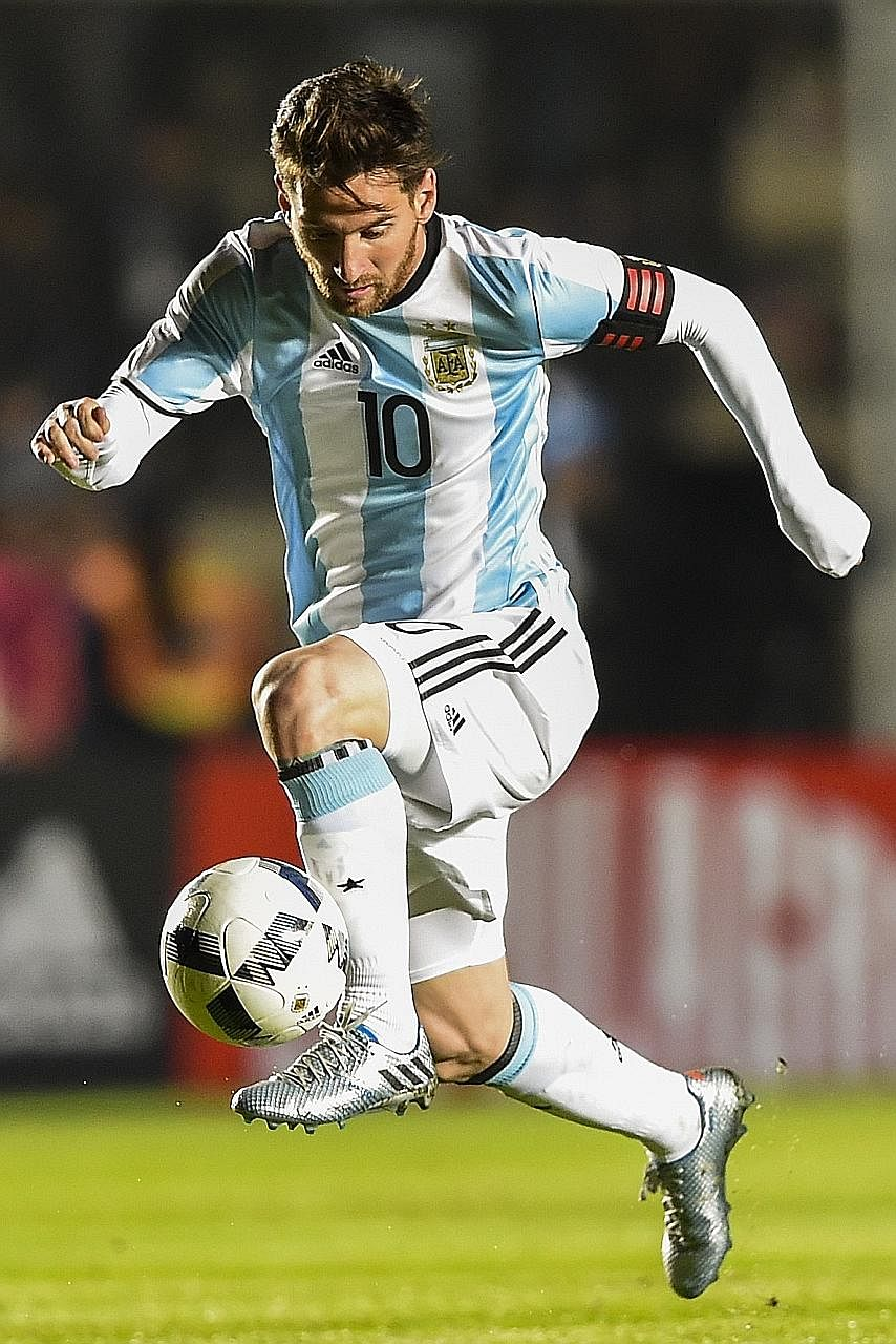 Soccer star Messi allegedly said he did not remember the sponsorship contracts that the judge showed him.