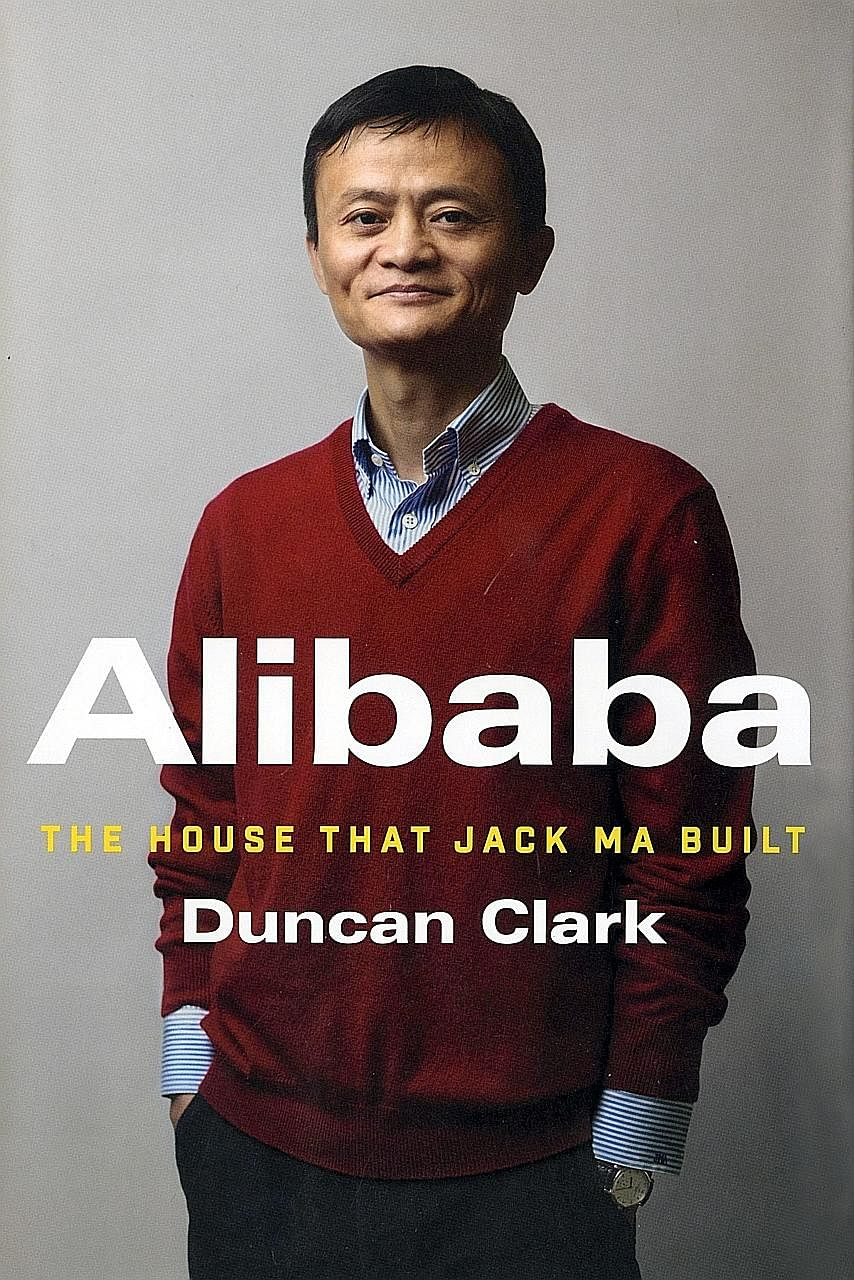 Former investment banker Duncan Clark sets the record straight in his book when it comes to Jack Ma's backstory.