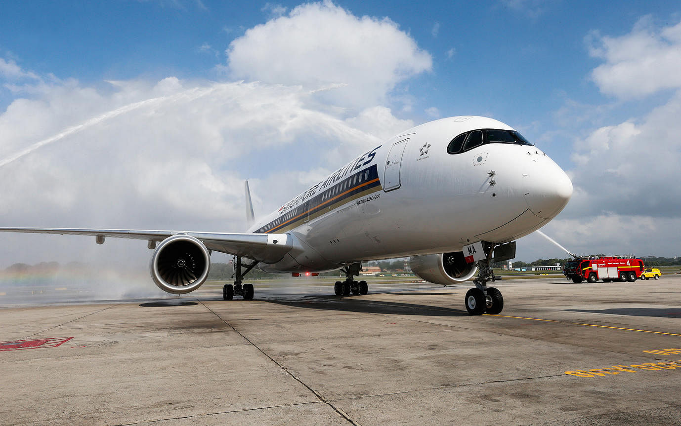 SIA to introduce longest non-stop flights to San Francisco, will ...
