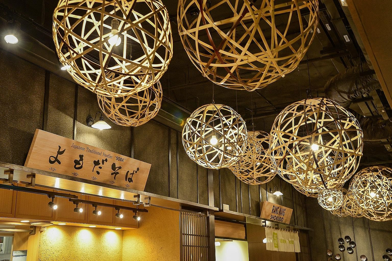 living chandeliers three creative nordic minimalist foyer wood lamp chinese from ball europe lamps room single northern lighting head solid elegant japanese chandelier pendant modern item wooden in lights study dining