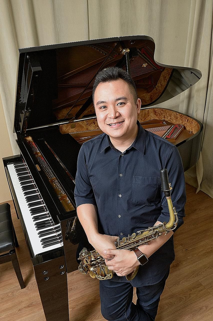 Dr Koh is the founder of Vivo Diagnostics, which helps researchers commercialise innovations. The 35-year-old is as passionate about music as he is about science and is the co-founder of the Metropolitan Festival Orchestra in Singapore.