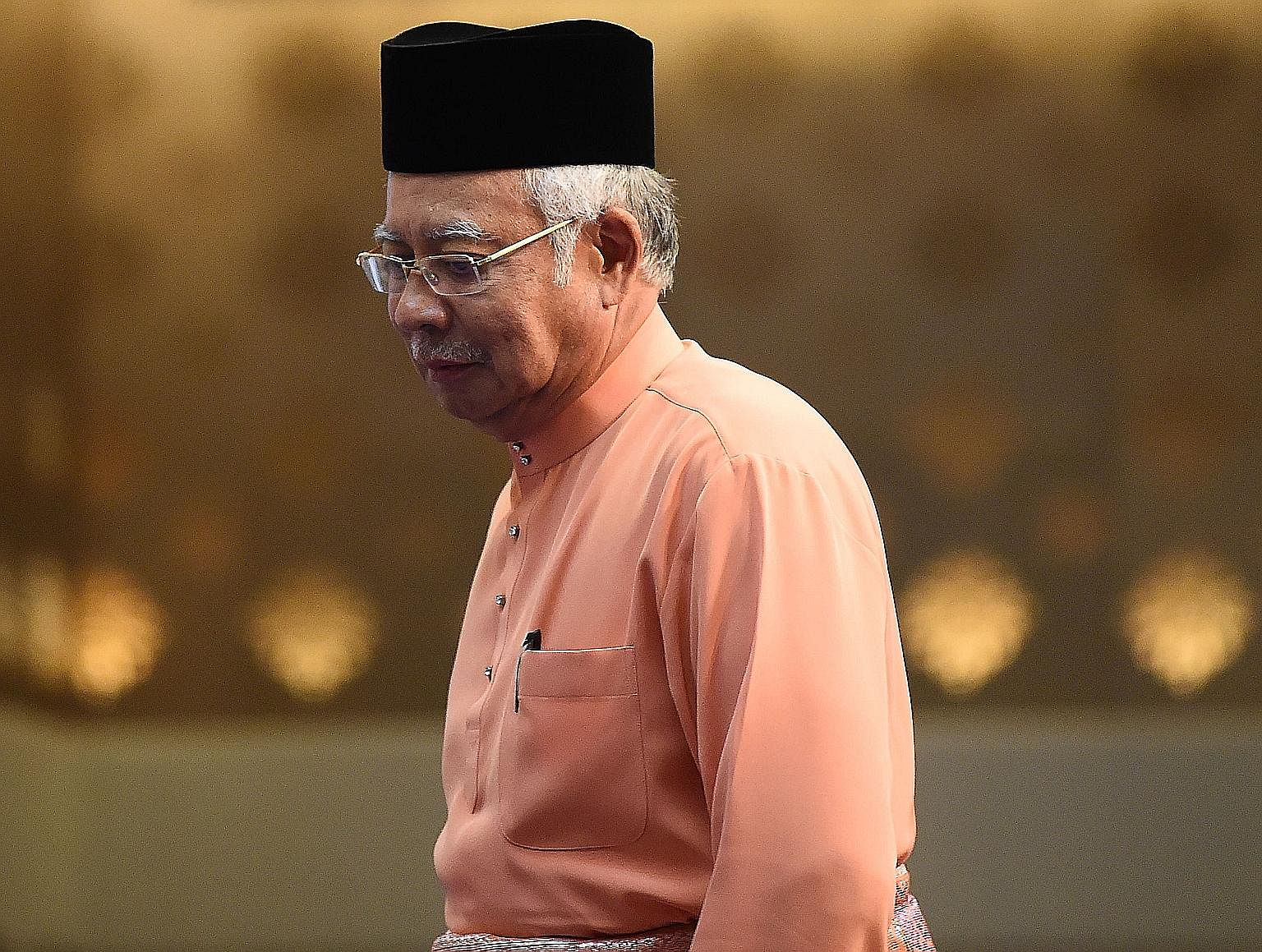 Mr Najib continues to dismiss the allegations brought against him.
